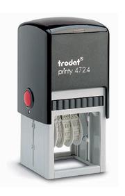 trodat printy line fechador 4724