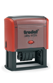 trodat printy line fechador 4726