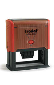 trodat printy line fechador 4731