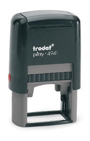 trodat printy line texto 4941