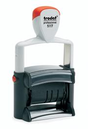 trodat professional line fechador 5117